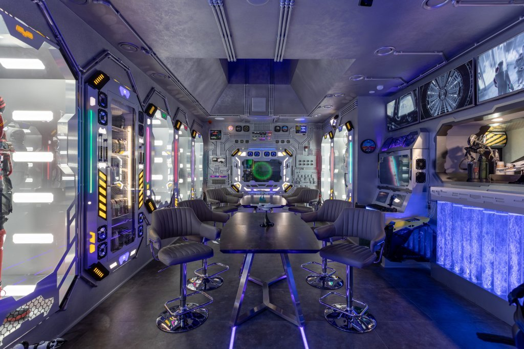 Гостиница космический корабль