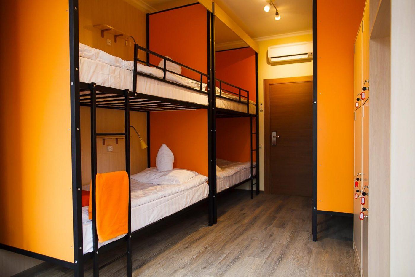 Как выбрать отель хостел